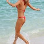 Joanna Krupa - Miami Thong 09