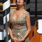 Maria Grazia Cucinotta - Venice Film Festival 02