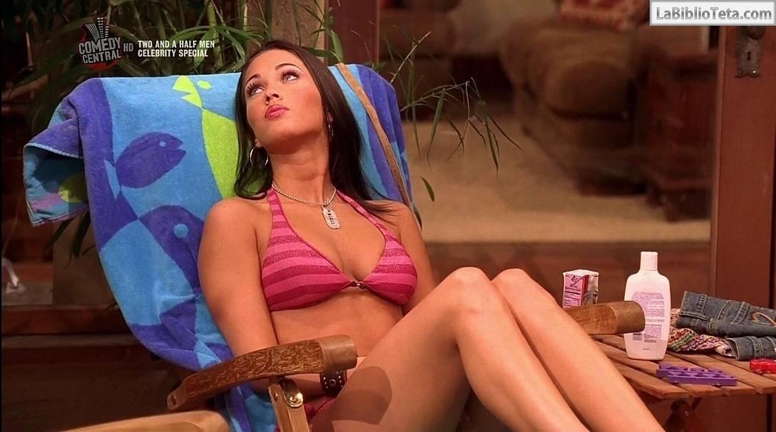 Megan Fox - Two And A Half Men 01