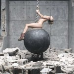Miley Cyrus - Wrecking Ball Music Video 07