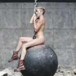 Miley Cyrus - Wrecking Ball Music Video 10