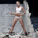 Miley Cyrus - Wrecking Ball Music Video 17