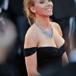 Scarlett Johansson - Under The Skin - Venice Film Festival 07