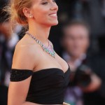 Scarlett Johansson - Under The Skin - Venice Film Festival 08