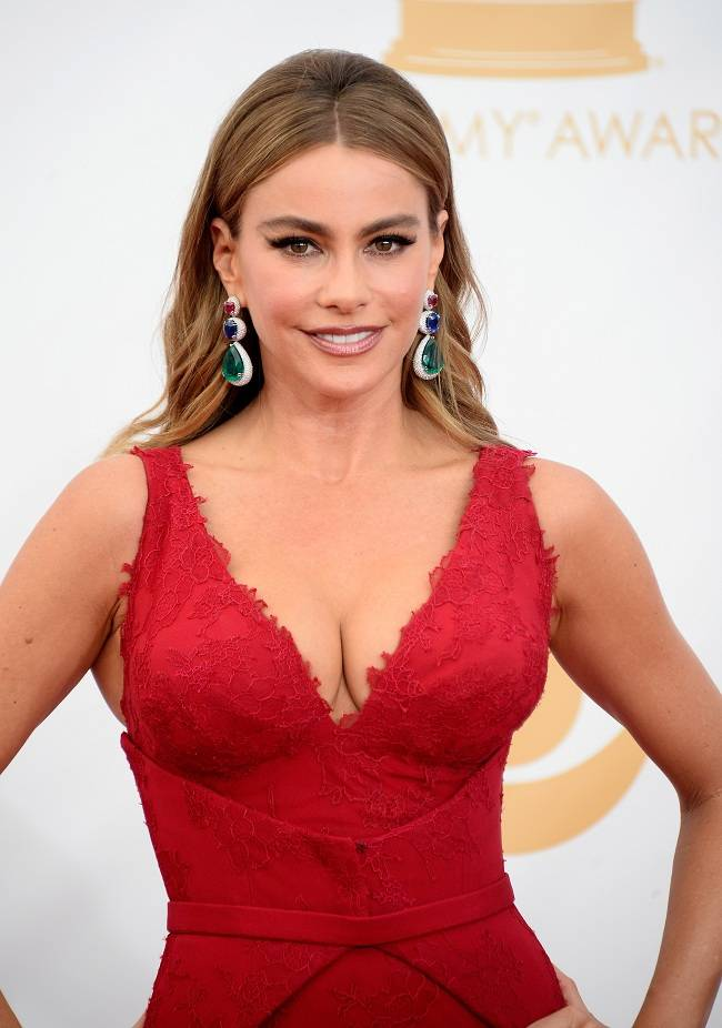 Sofia Vergara - Emmy Awards 2013 - 01