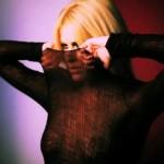 Adriana Abenia - GQ making of 23
