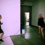 Adriana Abenia - GQ making of 24