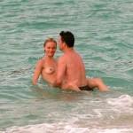 Cameron topless