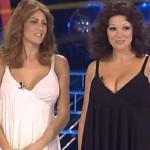 Carolina Ferre y Rocío Madrid deslumbran con sus escotes en Tu Cara Me Suena