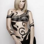 Edurne - body painting 03