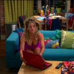 Kaley Cuoco - The Big Bang Theory S07E04 - 05