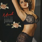 Kelly Brook - 2014 Calendar 04