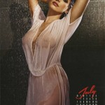 Kelly Brook - 2014 Calendar 08