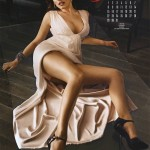 Kelly Brook - 2014 Calendar 13