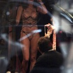 Stephanie Seymour - trying on lingerie 09