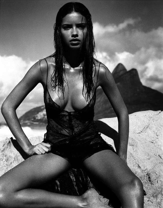 Adriana Lima - Calendario Pirelli