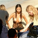 Adriana Pirelli - Pirelli making of - 01