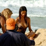 Adriana Pirelli - Pirelli making of - 02