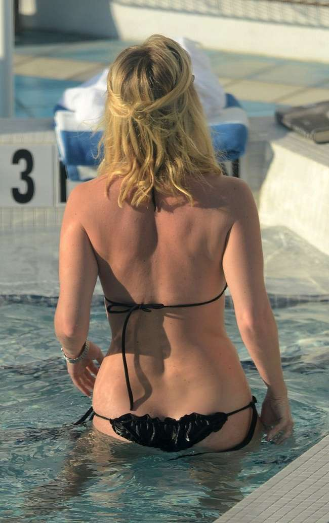 All personal Alice eve bikini something