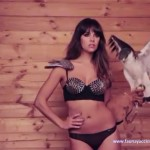 Cristina pedroche - FHM maing of 22