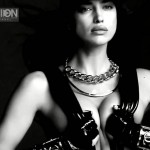Irina Shayk - 7 Hollywood making of 10