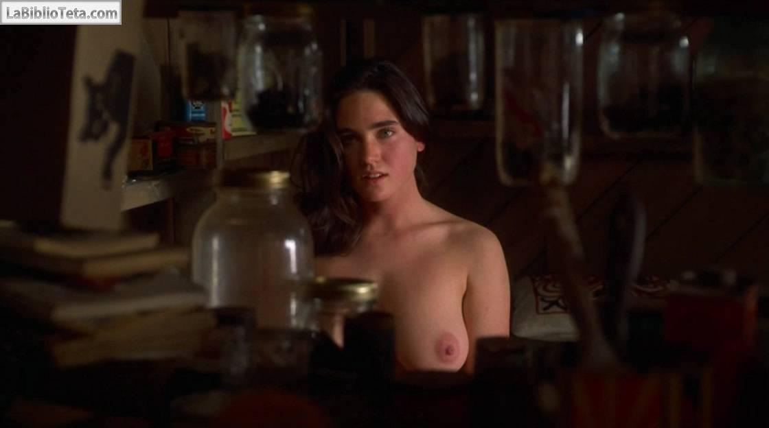 Jennifer Connelly Desnuda En El Secreto De Los Abbott 1997