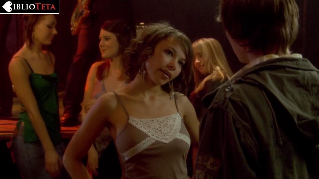 Jessica Parker Kennedy Desnuda En Decoys Ii 2009