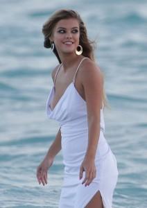 Nina Agdal nipple 05