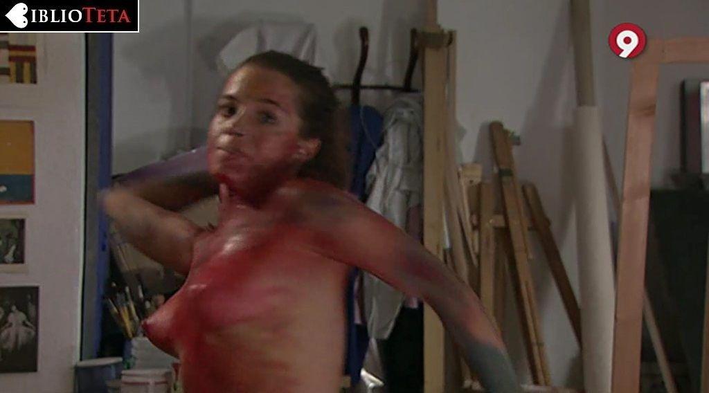 Nuria Gago Desnuda En Faltas Leves 2007