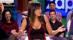 Cristina Pedroche - Zapeando 08