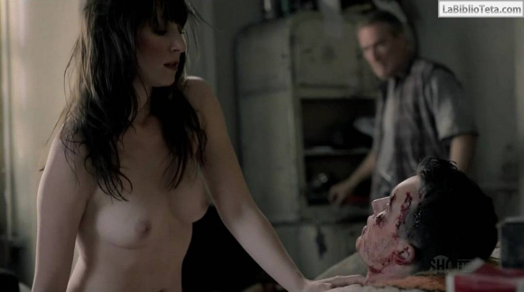 Isidora Goreshter - Shameless 01