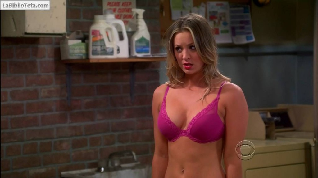 Kaley Cuoco - The Big Bang Theory 7x11 - 01