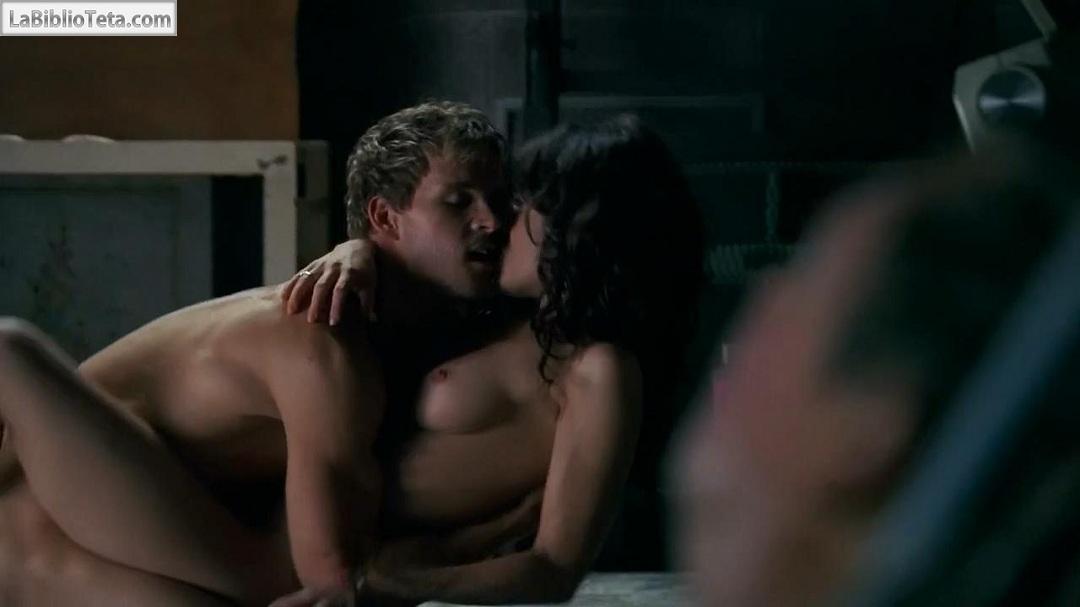 Lizzy caplan true blood nude