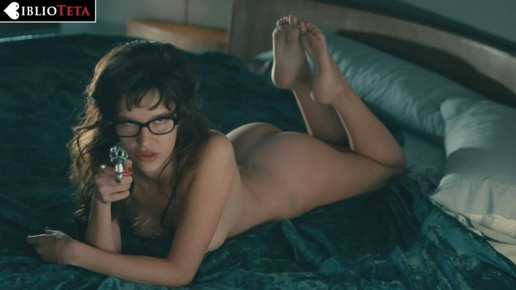 Paz de la Huerta - The Limits of Control 01