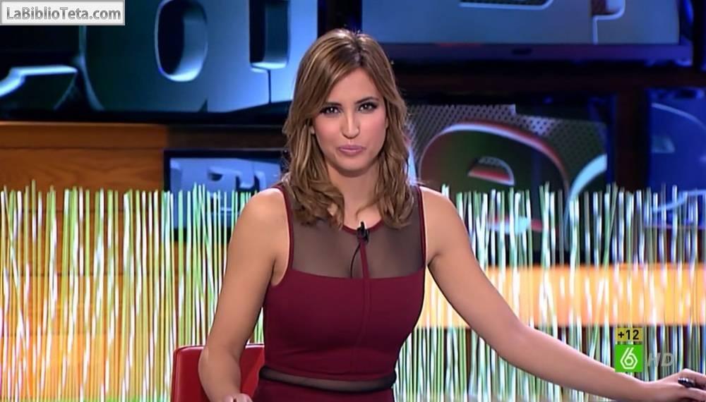 Sandra Sabates - El Intermedio 01