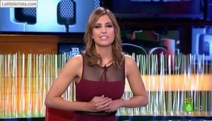 Sandra Sabates - El Intermedio 08