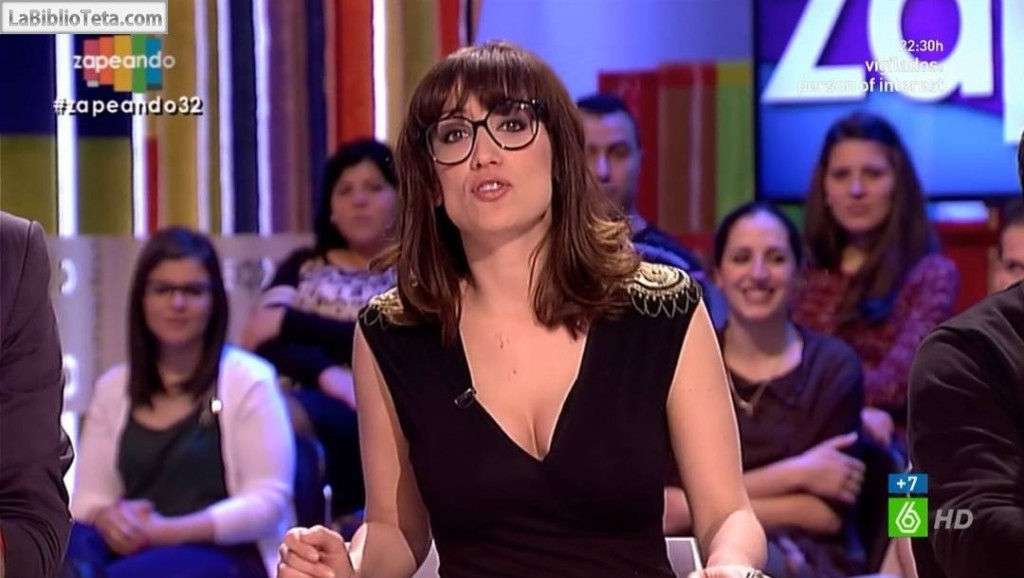 Ana Morgade - Zapeando 01