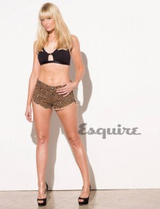 Beth Behrs - Esquire 02