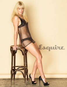 Beth Behrs - Esquire 06
