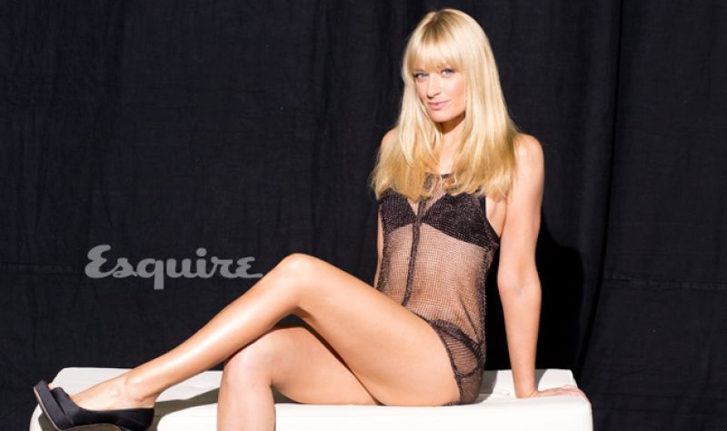 Beth Behrs - Esquire