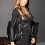 Carmen Electra see through 10