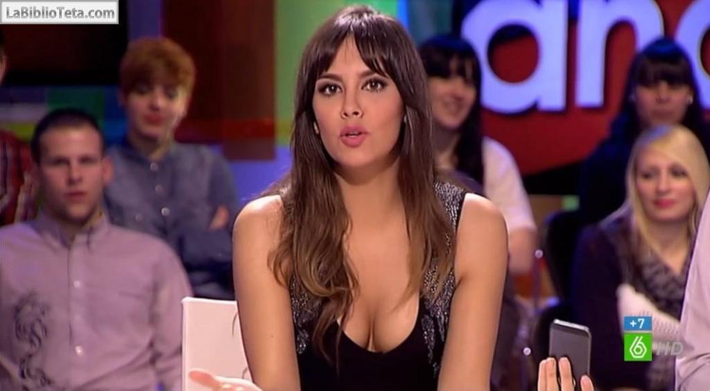 Cristina Pedroche - Zapeando 01