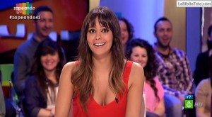 Cristina Pedroche - Zapeando 09