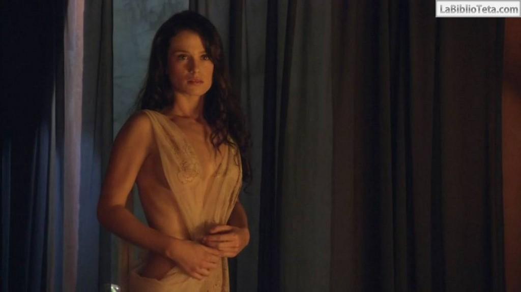 Gwendoline Taylor - Spartacus