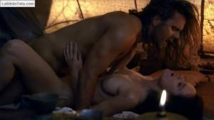 Gwendoline Taylor - Spartacus 3x10 - 05