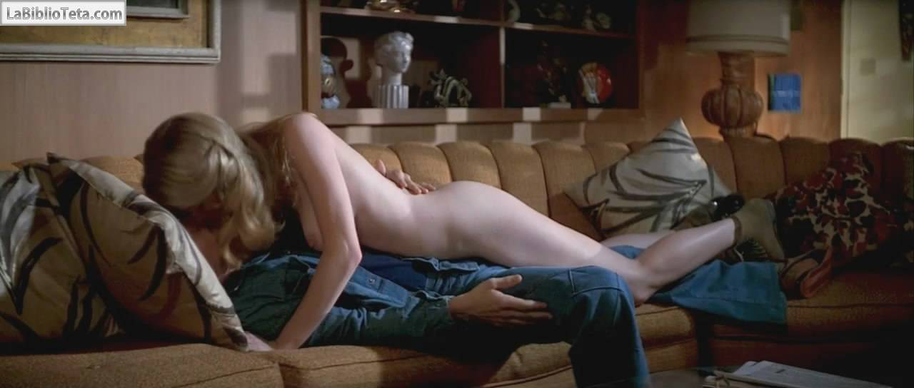 Heather Graham desnuda en una escena del drama