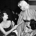 Jayne Mansfield cleavage 02