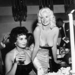 Jayne Mansfield cleavage 03