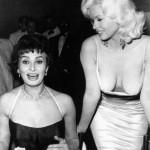 Jayne Mansfield cleavage 07