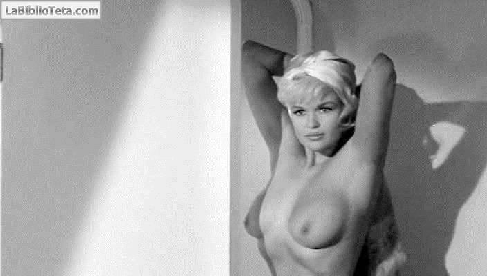 Jayne Mansfield Desnuda En Promesas Promesas 1963